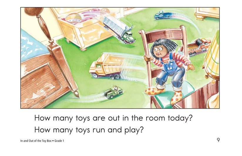 Book Preview For In and Out of the Toy Box Page 9