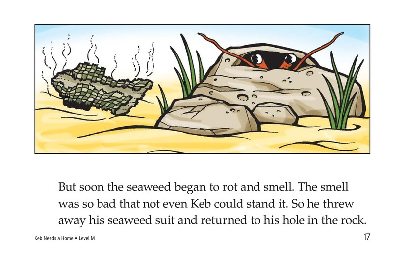 Book Preview For Keb Needs a Home Page 17