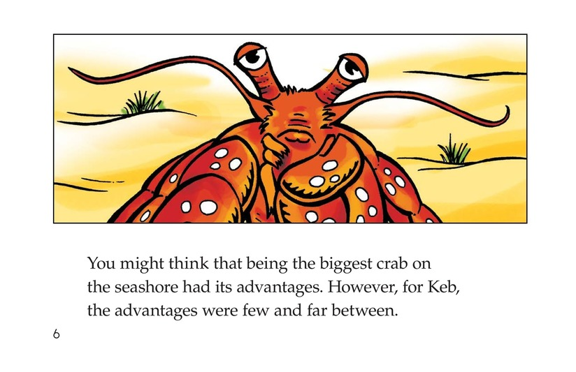 Book Preview For Keb Needs a Home Page 6