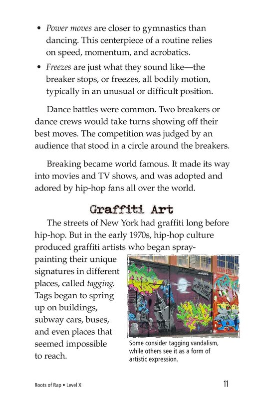 Book Preview For Roots of Rap Page 11