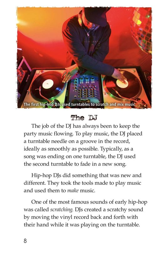 Book Preview For Roots of Rap Page 8