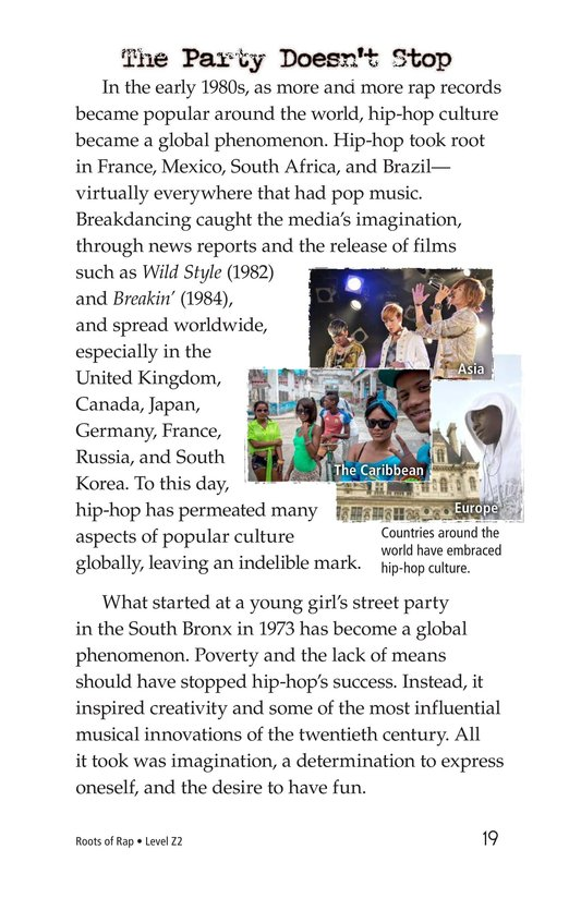 Book Preview For Roots of Rap Page 19
