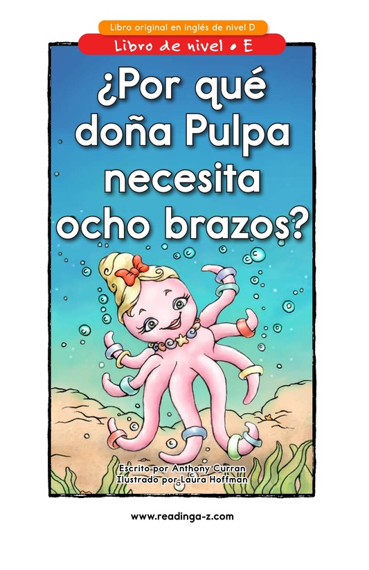 Book Preview For Why Does an Octopus Need Eight Arms? Page 1
