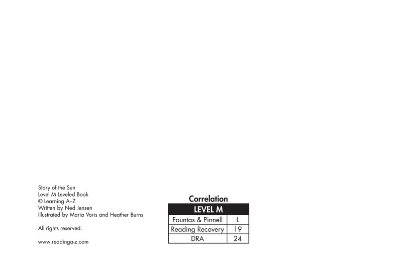 Book Preview For Story of the Sun Page 2