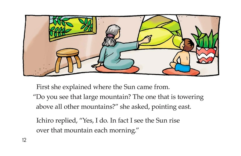 Book Preview For Story of the Sun Page 12