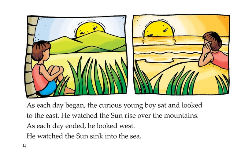 Book Preview For Story of the Sun Page 4