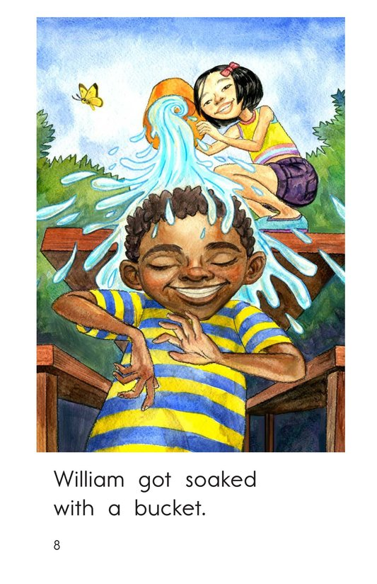 Book Preview For Water Fight! Page 8