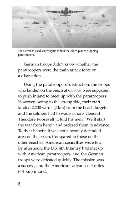Book Preview For D-Day Page 8