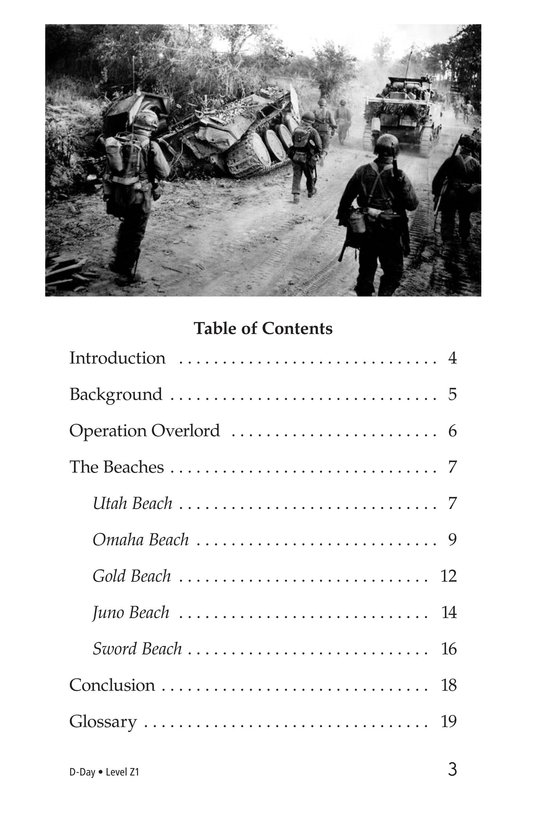 Book Preview For D-Day Page 3