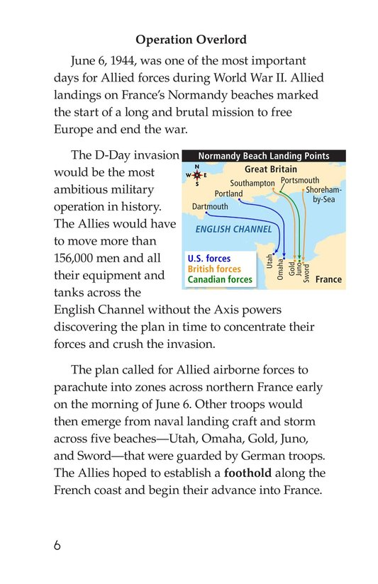 Book Preview For D-Day Page 6