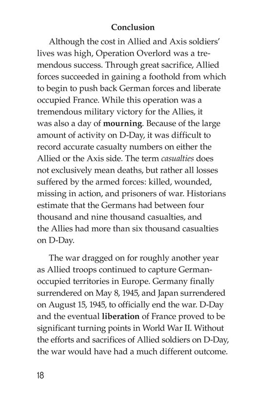 Book Preview For D-Day Page 18