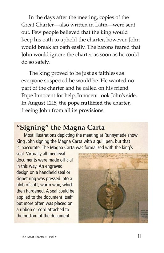 Book Preview For The Great Charter Page 11