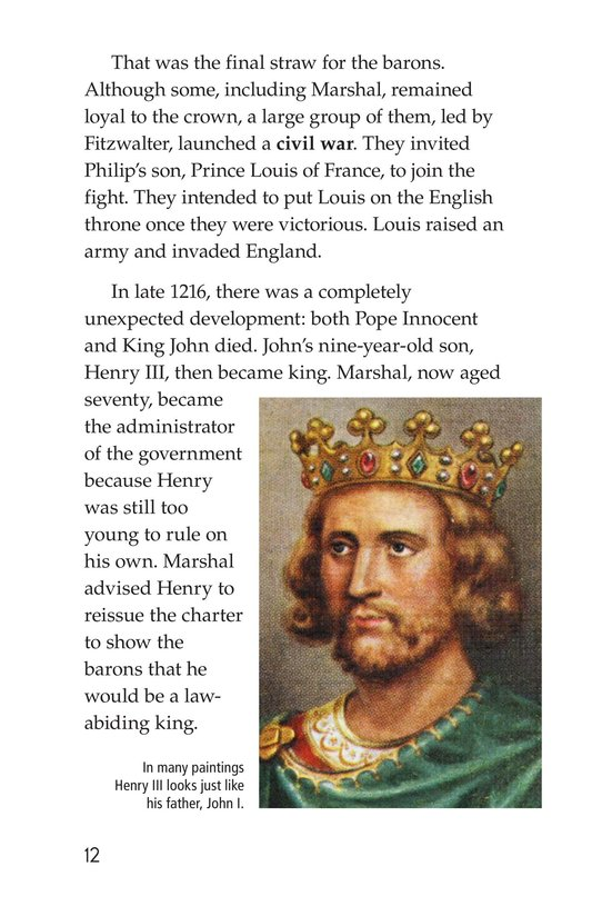 Book Preview For The Great Charter Page 12