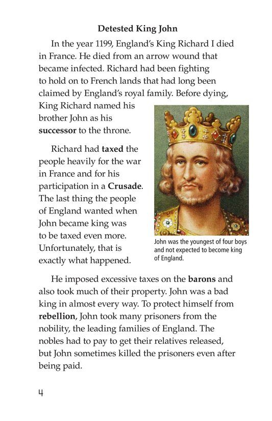 Book Preview For The Great Charter Page 4
