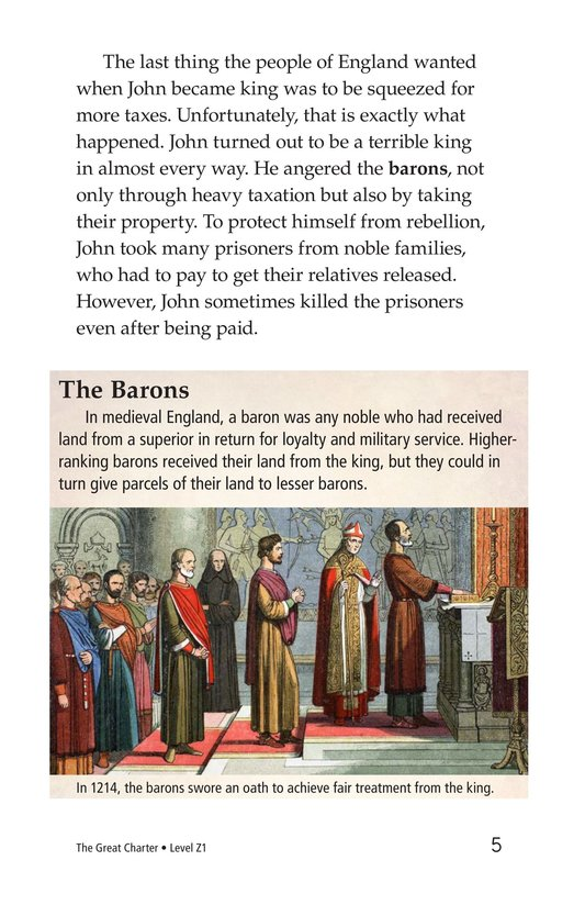 Book Preview For The Great Charter Page 5