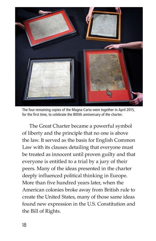 Book Preview For The Great Charter Page 18