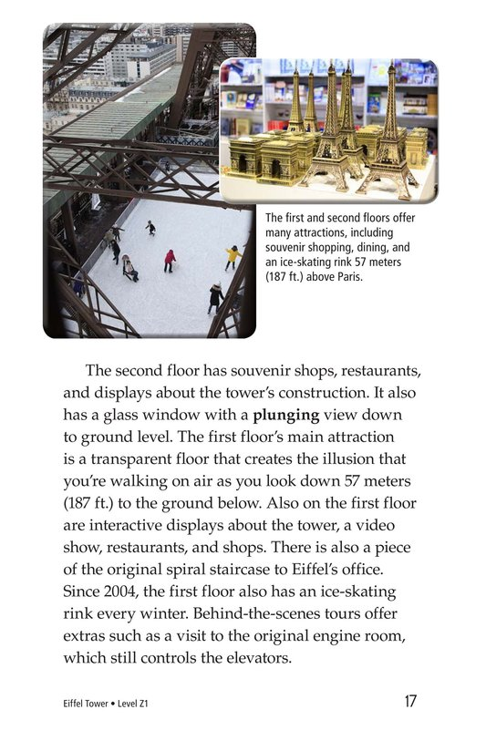 Book Preview For Eiffel Tower Page 17