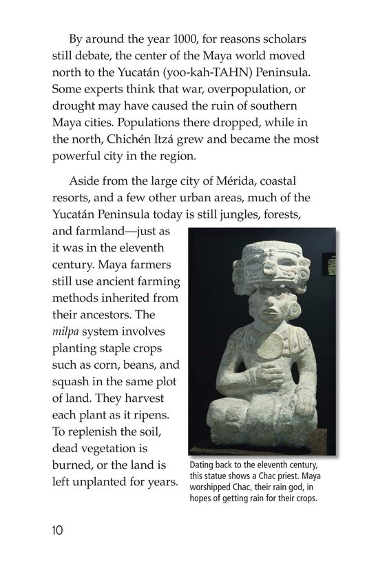 Book Preview For Chichén Itzá Page 10