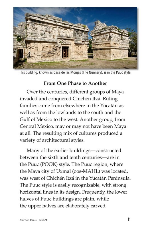 Book Preview For Chichén Itzá Page 11
