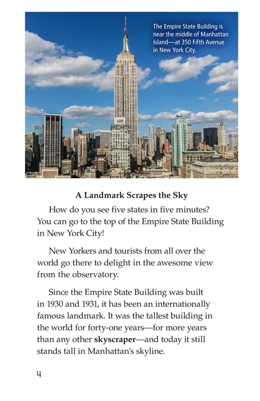 Book Preview For Empire State Building Page 4