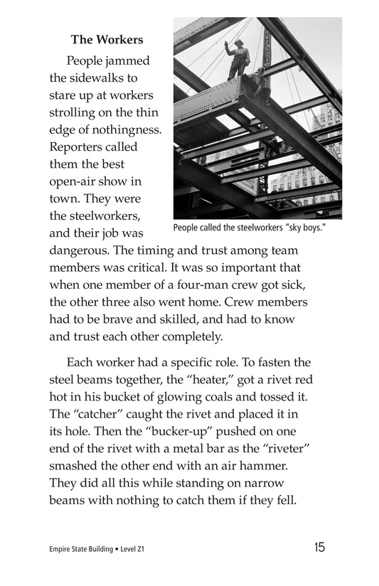 Book Preview For Empire State Building Page 15
