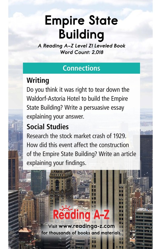 Book Preview For Empire State Building Page 21