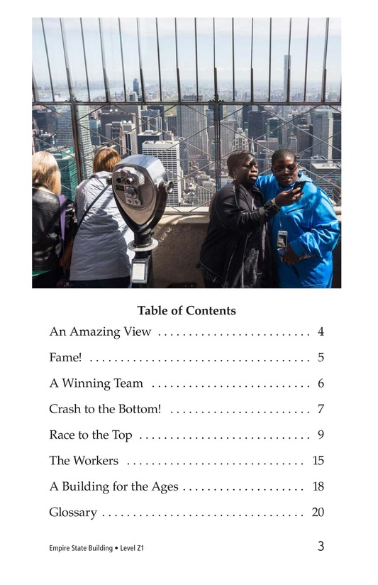 Book Preview For Empire State Building Page 3