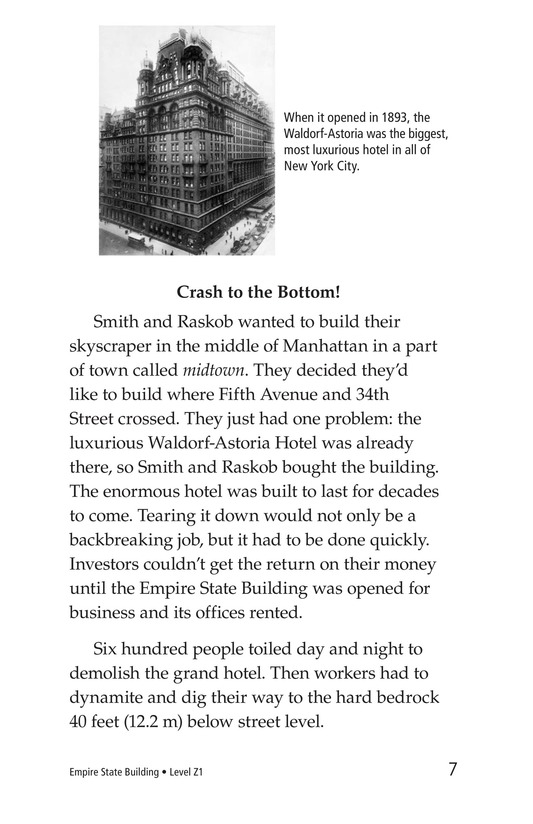 Book Preview For Empire State Building Page 7