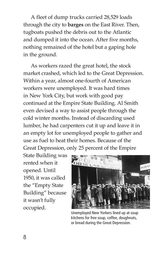 Book Preview For Empire State Building Page 8