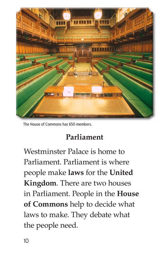 Book Preview For Big Ben and Westminster Palace Page 10