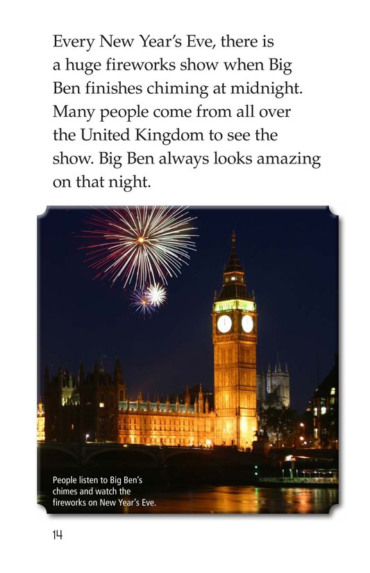 Book Preview For Big Ben and Westminster Palace Page 14
