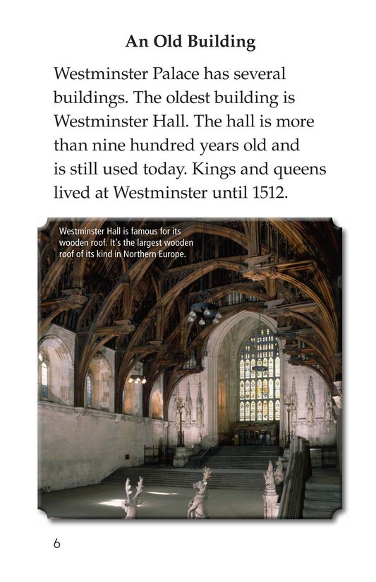 Book Preview For Big Ben and Westminster Palace Page 6