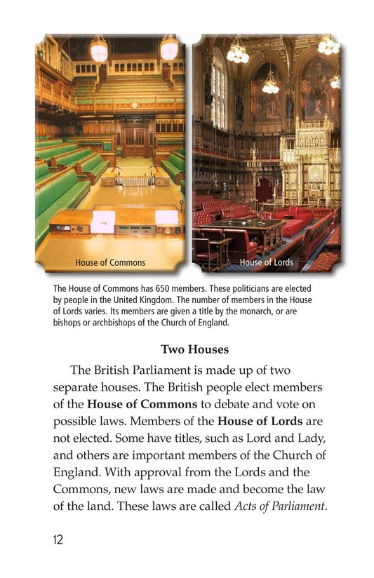 Book Preview For Big Ben and Westminster Palace Page 12