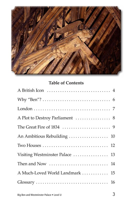 Book Preview For Big Ben and Westminster Palace Page 3
