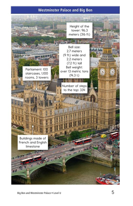 Book Preview For Big Ben and Westminster Palace Page 5