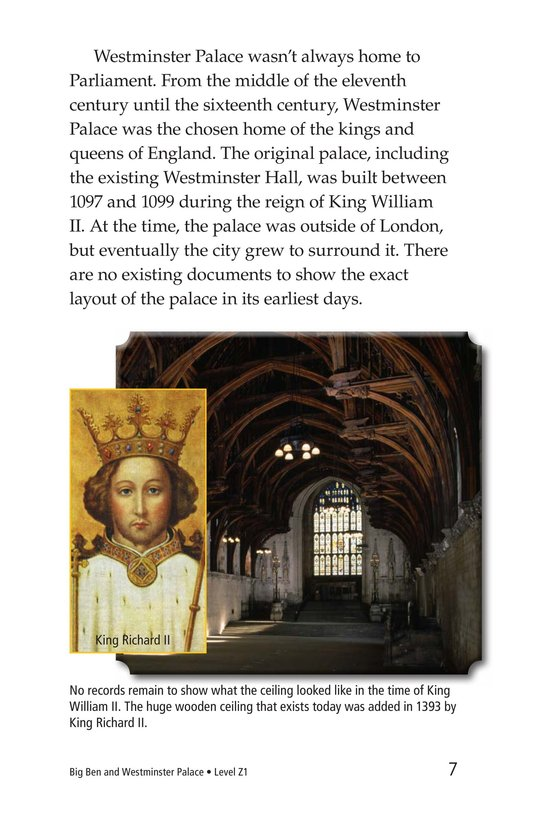 Book Preview For Big Ben and Westminster Palace Page 7