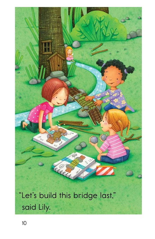 Book Preview For Let's Build a Fairy Bridge Page 10