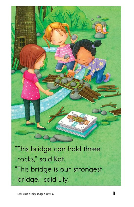 Book Preview For Let's Build a Fairy Bridge Page 11