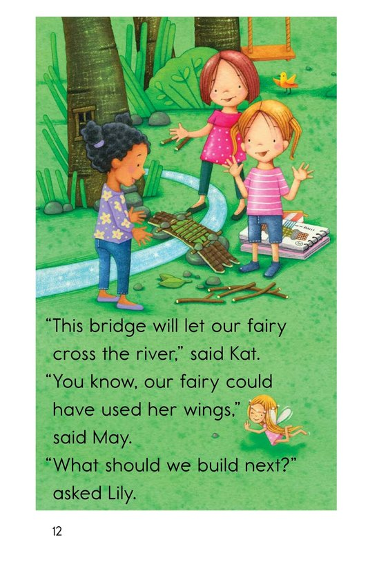 Book Preview For Let's Build a Fairy Bridge Page 12