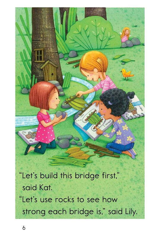 Book Preview For Let's Build a Fairy Bridge Page 6