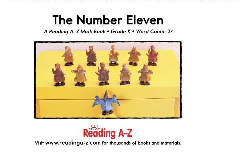 Book Preview For The Number Eleven Page 9