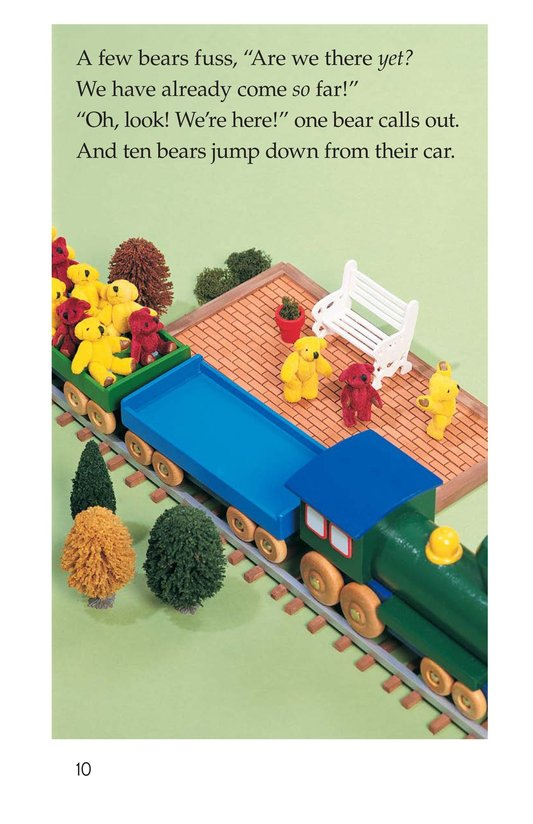 Book Preview For Counting on Bears Page 10