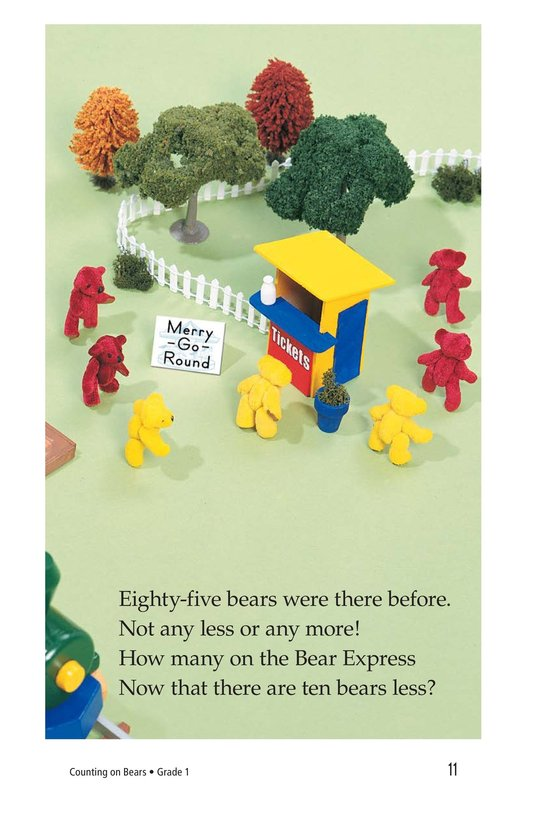 Book Preview For Counting on Bears Page 11