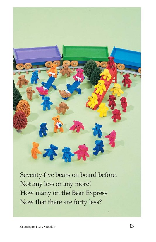 Book Preview For Counting on Bears Page 13