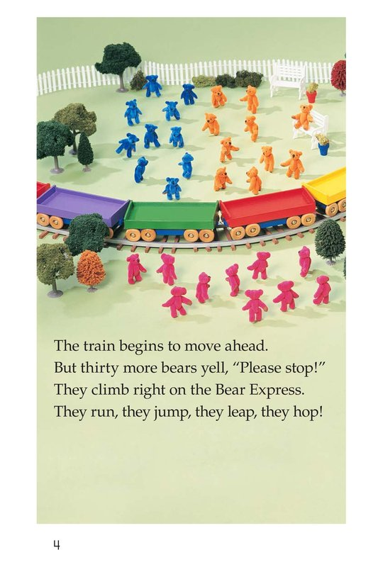 Book Preview For Counting on Bears Page 4