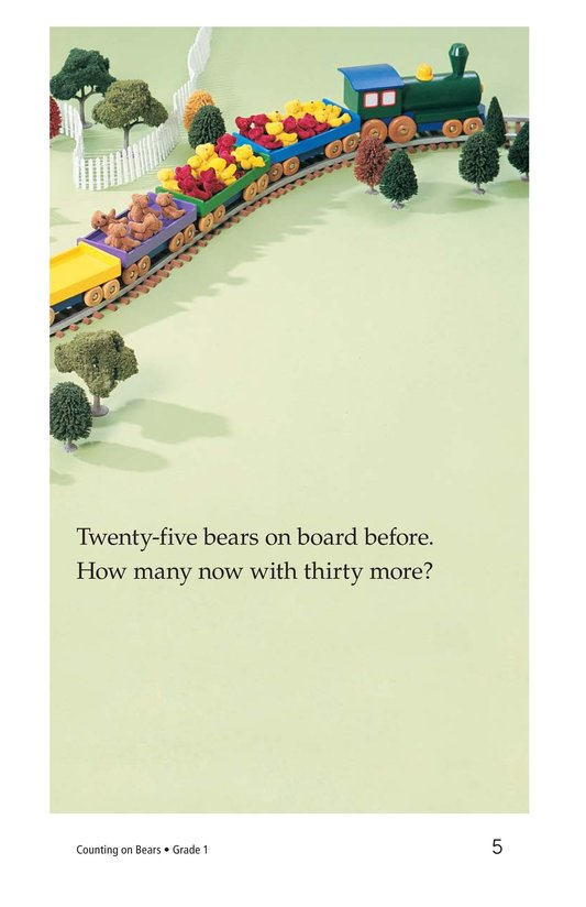 Book Preview For Counting on Bears Page 5