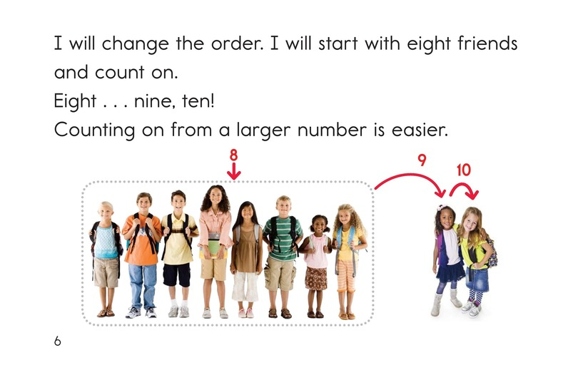 Book Preview For Change the Order Page 7