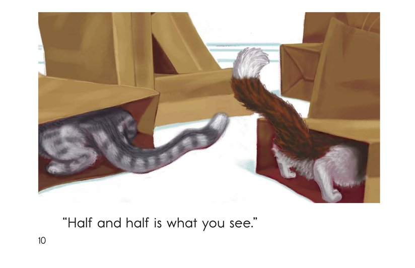 Book Preview For Half Is Fair Page 10