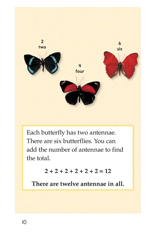 Book Preview For Real-Life Multiplication Page 10