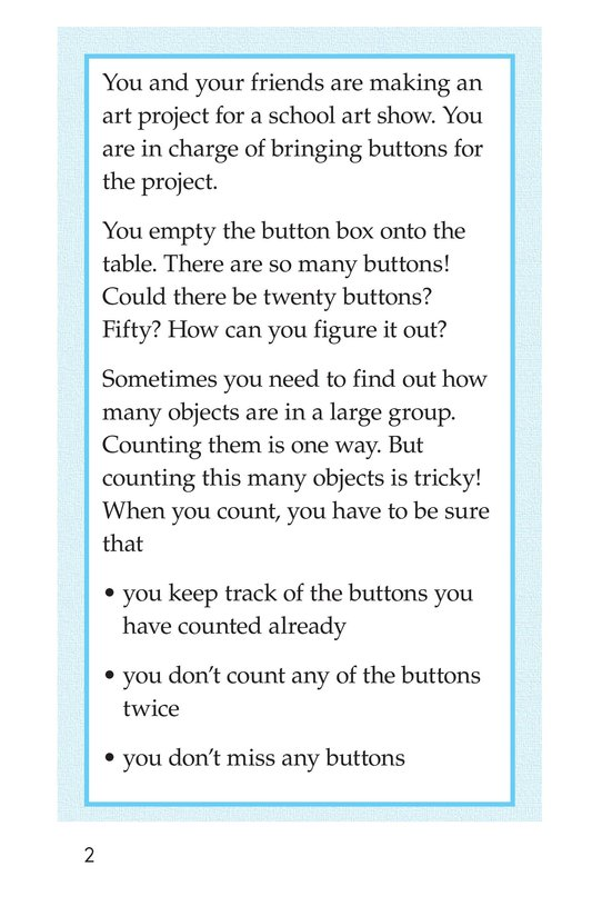 Book Preview For Real-Life Multiplication Page 2